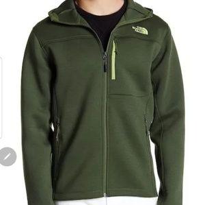 The North Face Mens Haldee Hoodie Full Zip Jacket